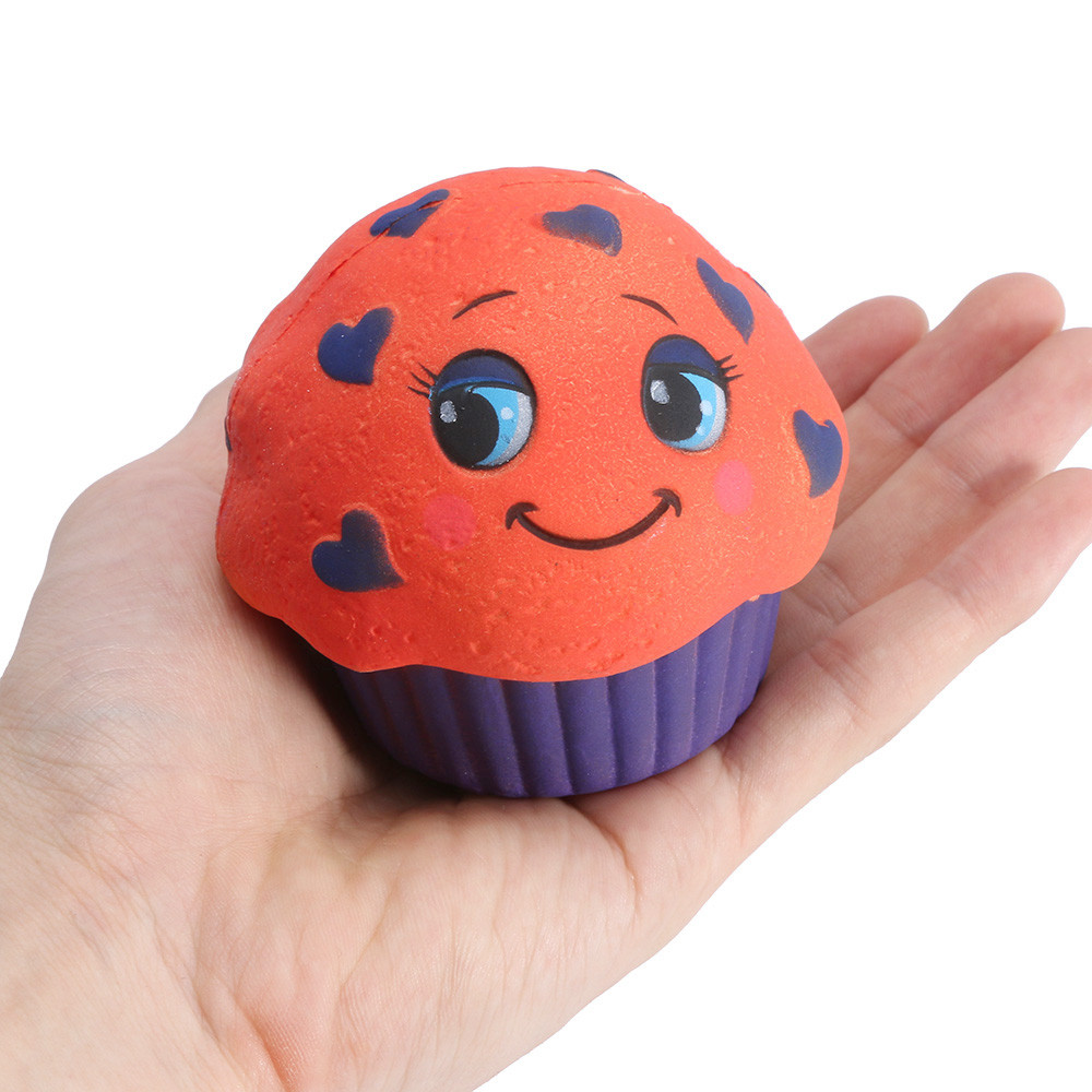 Colour Change Cupcake Squishy 10