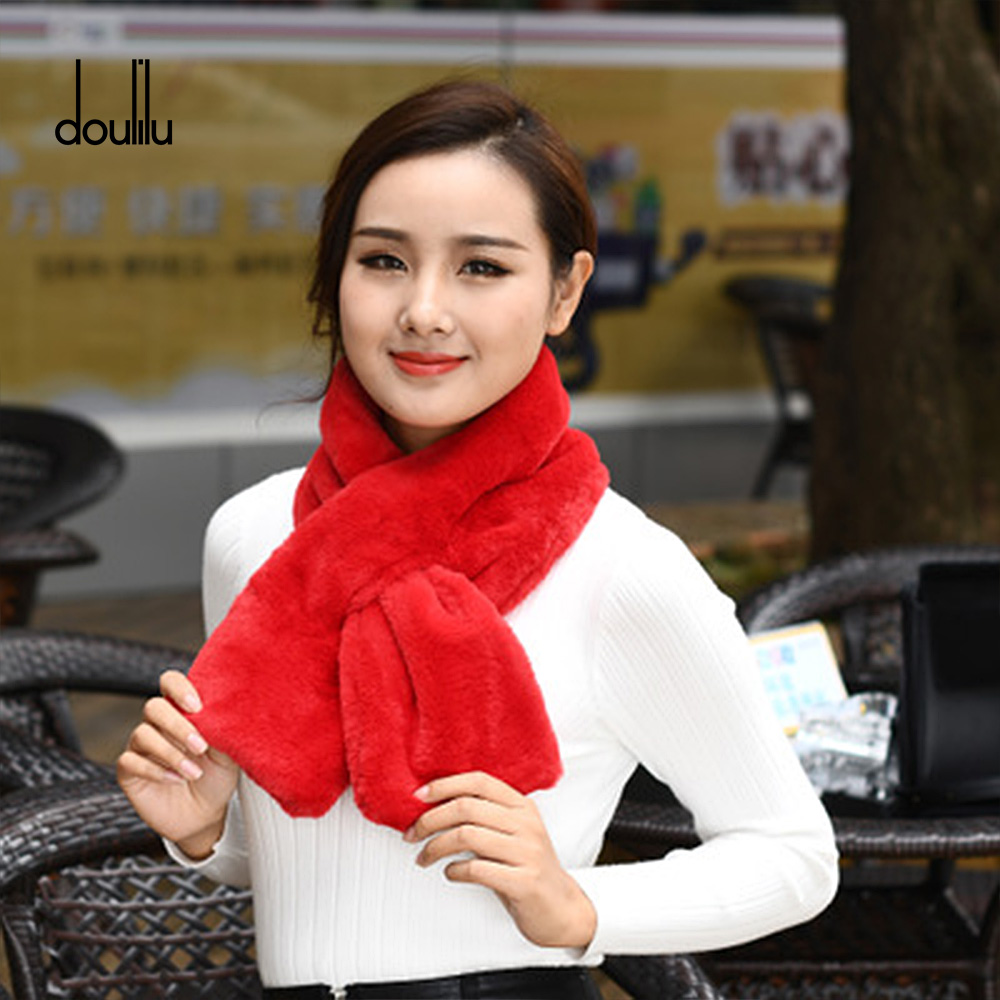 Women Solid Chunky Cable O Ring Knitted Wool Scarf Snood Infinity Neck Warmer Cowl Collar Circle Crochet Scarf Winter Warm 2018