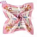 53 cm * 53 cm 2016 Seda de Mora de la Bufanda de Moda Femenina de Las Mujeres Bufandas Cuadradas de La Bufanda Del Mantón Para Las Señoras