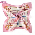 53cm*53cm 2016 Fashion Female Scarf Women Mulberry Silk Scarf Square Scarves Shawl For Ladies