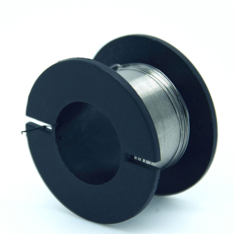 1PCS 30meters 26g Nichrome wire Diameter 0 4MM kanthal a1 DIY Manufacturing Heating wire Resistance wire Alloy heating yarn in Transmission Cables from Security Protection