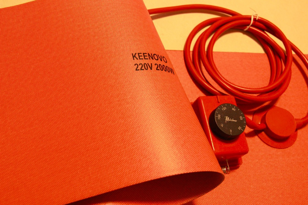 Keenovo Стандартный нагреватель нефтяного барабана или на заказ