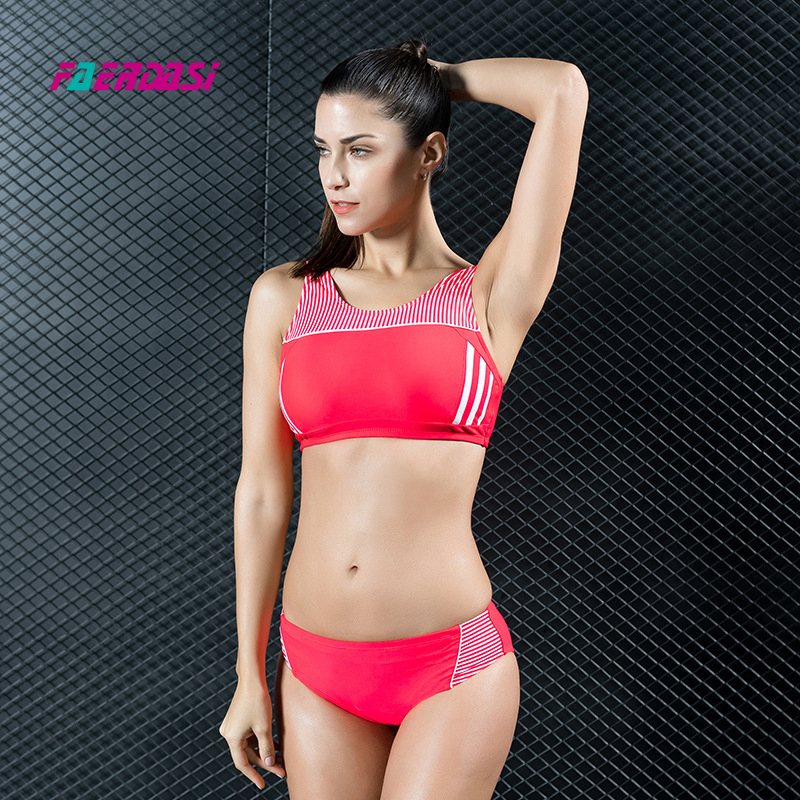 Faerdasi Sports Bikini set ქალთა - სპორტული ტანსაცმელი და აქსესუარები - ფოტო 3
