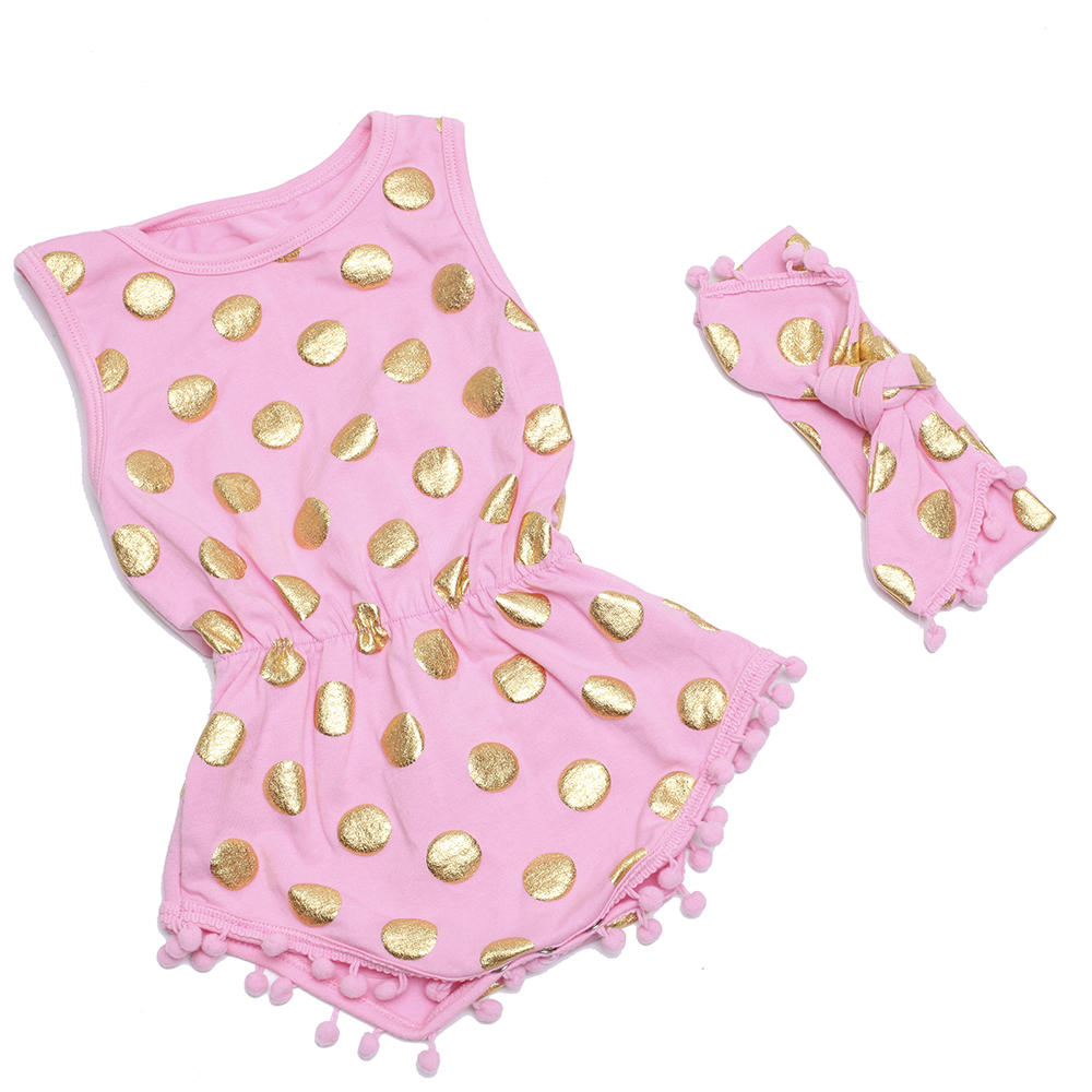 1724550aed74 Baby Girl bubble romper set