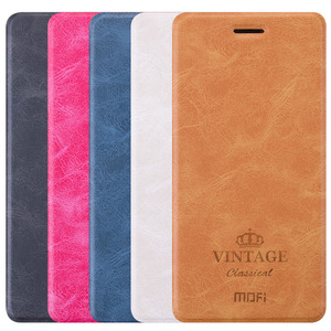 "Image 5 - Mofi For Xiaomi Mi 6 M6 Mi6 Case Luxury Flip Leather Stand Case For Xiaomi Mi 6 M6 Mi6 5.15"" Cover Book Style Cell Phone Cover"