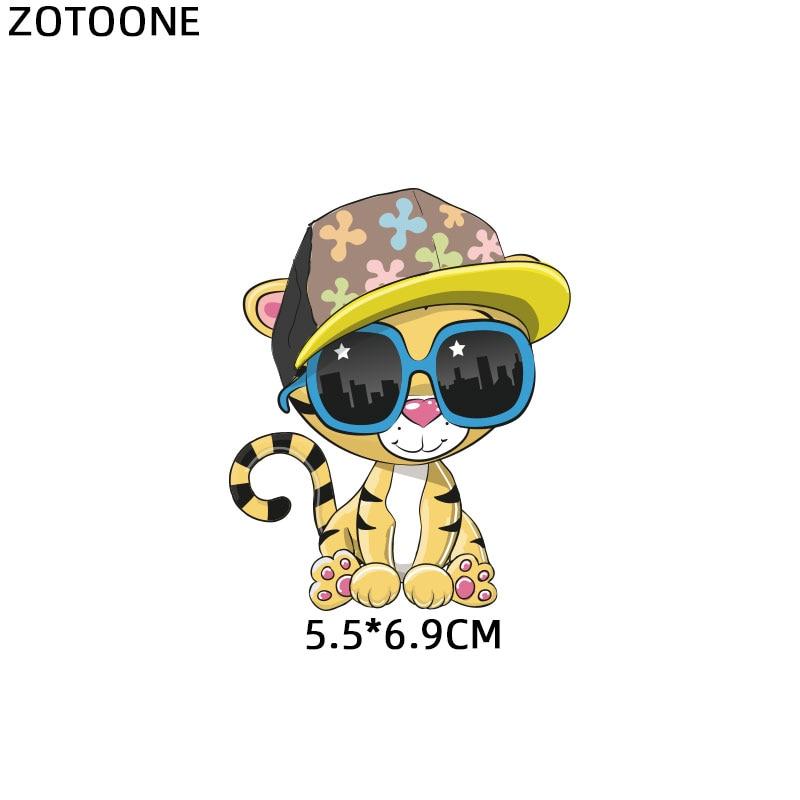 """ZOTOONE железные нашивки на одежду Diy полоски 3D аппликация """"Девочка"""" теплопередача для украшения из ткани наклейки для детей G - Цвет: 1116"""