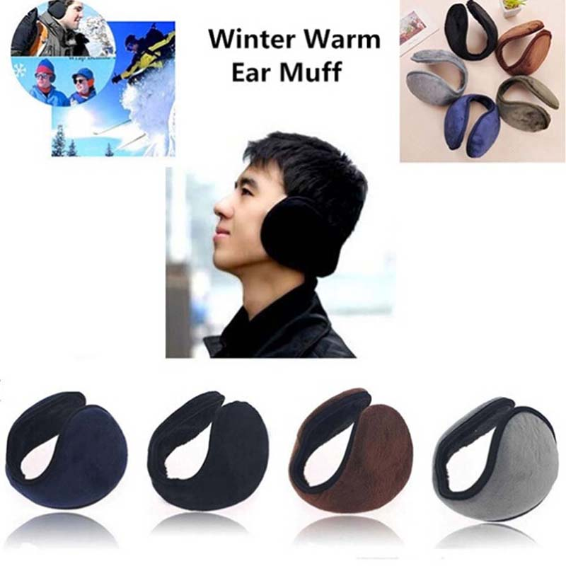 Hot Sale Earmuff Apparel Accessories Unisex Earmuff Winter Ear Muff Wrap Band Ear Warmer Earlap Gift