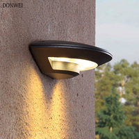 Outdoor Waterproof IP55 Wall Lamp Modern LED Wall Light Indoor Sconce Decorative lighting Porch Garden Lights Wall Lamps