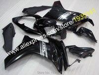 Лидер продаж, для Honda CBR600F 2011 2012 2013 CBR 600 F кузов, 11, 12, 13 лет, черный пластик мотоцикл обтекатель (литья под давлением)