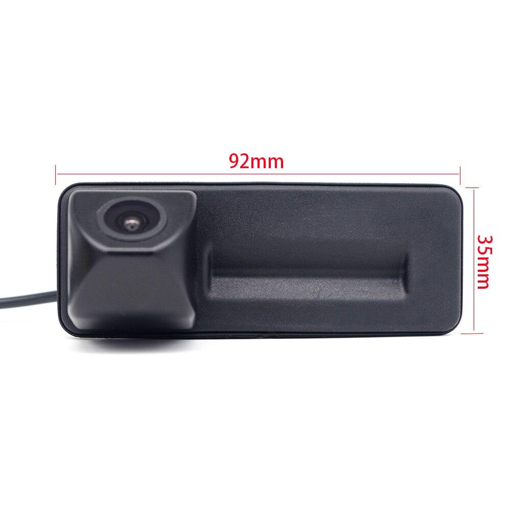 Auto Stamm Griff Backup Kamera Rückansicht Kamera für Skoda Roomster Fabia Octavia Yeti superb für Audi A1
