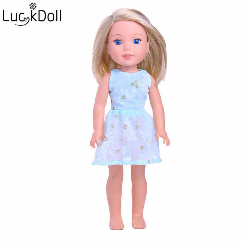 אופנה חדשה בובת בגדי אביזרי עבור 14.5 סנטימטרים אמריקאי נשי בובות לילדים צעצועים לילדים של הטוב ביותר חג giftsFash