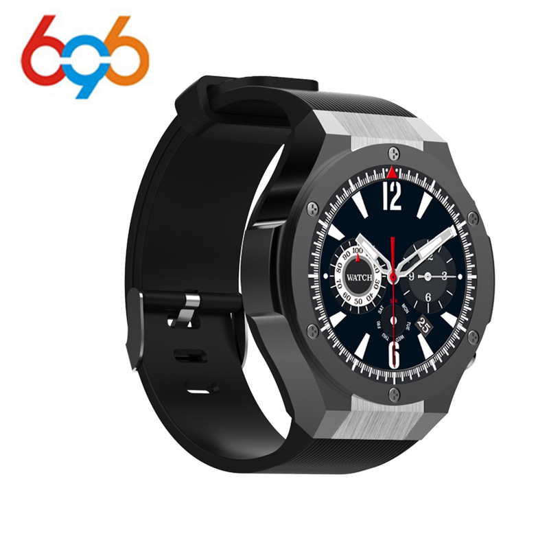 696 Hot H2 Smart Watch MTK6580 ROM16GB+RAM1GB 1.4inch 400*400 GPS Wifi 3G Heart Rate Monitor 1GB+16GBB For Android IOS Phone Wat 4g smart watch 1 54 inch ips rom16gb ram1gb wifi gps pedometer heart rate monitor bluetooth 4 0 watch phone dm2018 for android