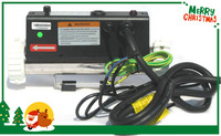 LX H30 R1 3KW Flow Type Spa Heater I Type Straight Through Hot Tub Heater Tube