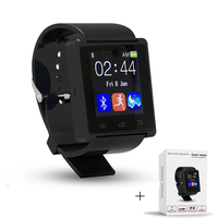 Bluetooth Smart Watch Barometer Altimeter Drink Clock Wrist Watches Waterproof Passometer Smartwatch For IOS Android Phone