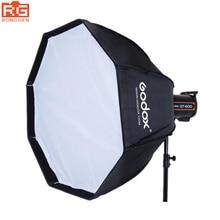 Godox UE 120CM Softbox Professionele Draagbare Achthoekige Umbrella Softbox met Bowens Mount voor Speedlite Flash