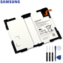 Original Replacement Samsung Battery For Galaxy Tab A2 10.5 SM-T590 T595 SM-T835 EB-BT595ABE Genuine Tablet Battery holuns r001