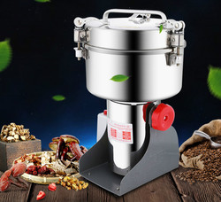 Coffee Grinders 2000G traditional Chinese medicine grinder, grain flour mill, powder super fine household small dry grindi