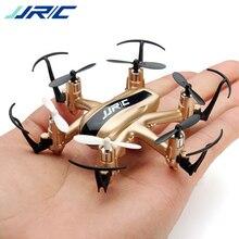 JJR/C JJRC Прохладный Летающий робот свет H20 мини 2,4 г 4CH 6 оси Headless режим Quadcopter Дрон вертолет игрушечные лошадки подарок