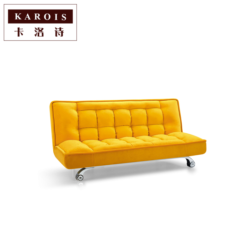 Fashion leisure fabric sofa bed,sofa bed small,sofa bed moderno-in Living  Room Sofas from Furniture on Aliexpress.com | Alibaba Group