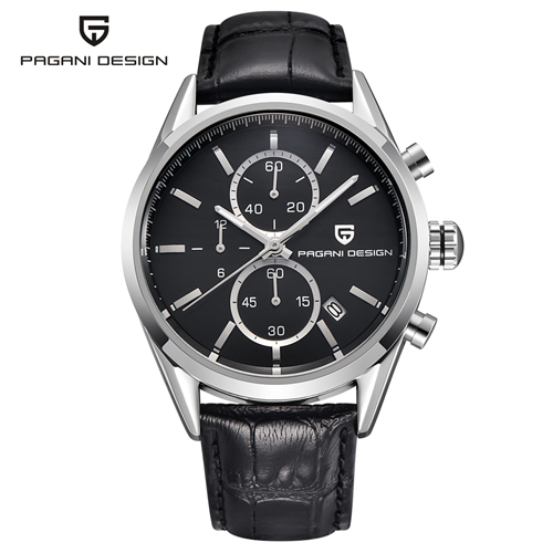 Relogio Masculino PAGANI DESIGN Watch Men Watches Top Brand Luxury Sport Military Quartz Wrist Watch Clock Man Saat Montre Homme 2017 new top fashion time limited relogio masculino mans watches sale sport watch blacl waterproof case quartz man wristwatches