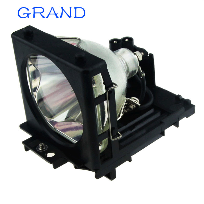 New DT00661 Replacement Projector Lamp with Housing for HITACHI HD-PJ52 PJ-TX100 PJ-TX100W 180 Days Warranty HAPPY BATE