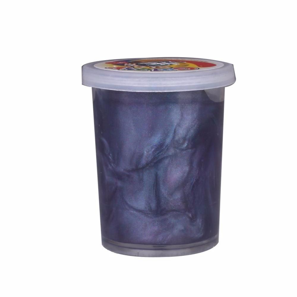 Barrel Oil Slime Novelty Gadget Colorful Oil Drums Slime Shapi Glue Crystal Mud Funny Trick Party Favor Prank Toys