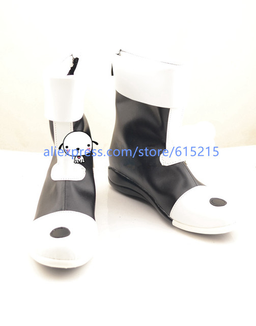 Hunter x Hunter Killua Zoldyck Cosplay Shoes For Halloween Cosplay Boots