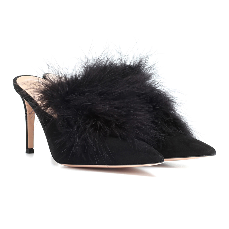 Factory-Ladies-Black-Faux-Suede-Party-Sexy(4)