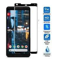 Schutz Glas Für Google Pixel 2 Xl 3 2xl Gehärtetem Glas Screen Protector Fall Auf Pixel2 Pixel3 Schützen Film Telefon schutz