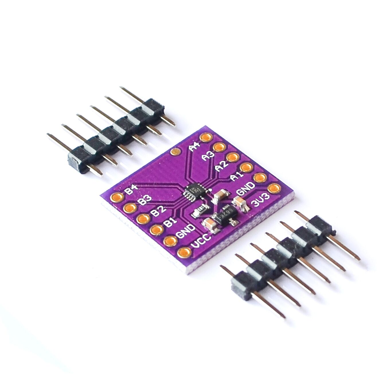 CJMCU-401 TXB0104 4-Bit Bidirectional Voltage Level Translator Direction Sensing