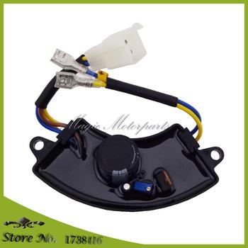 Generator AVR regulatora napięcia prostownika dla 2KW 2 2KW 2 5KW 2 8KW 3KW AVR tanie i dobre opinie xlyze AVR Generator Voltage Regulator Rectifier AVR Generator Voltage Regulator Rectifier For 2KW 2 2KW 2 5KW 2 8KW 3K