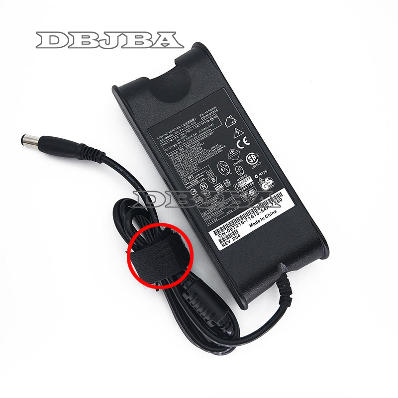 Brand New Laptop AC Adapter 65W 7.4*5.0mm 19.5V 3.34A for Dell