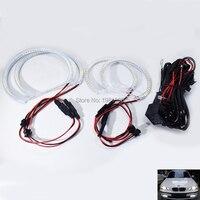 Hopstyling 1set For BMW E46 Compact E83 X3 2000 2010 2 131mm 2 104mm CCFL Angel