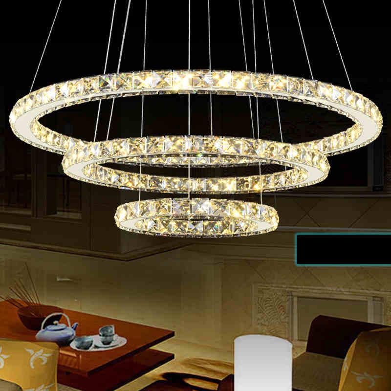 Continental Shelf Luxury Crystal Chandelier Living Room
