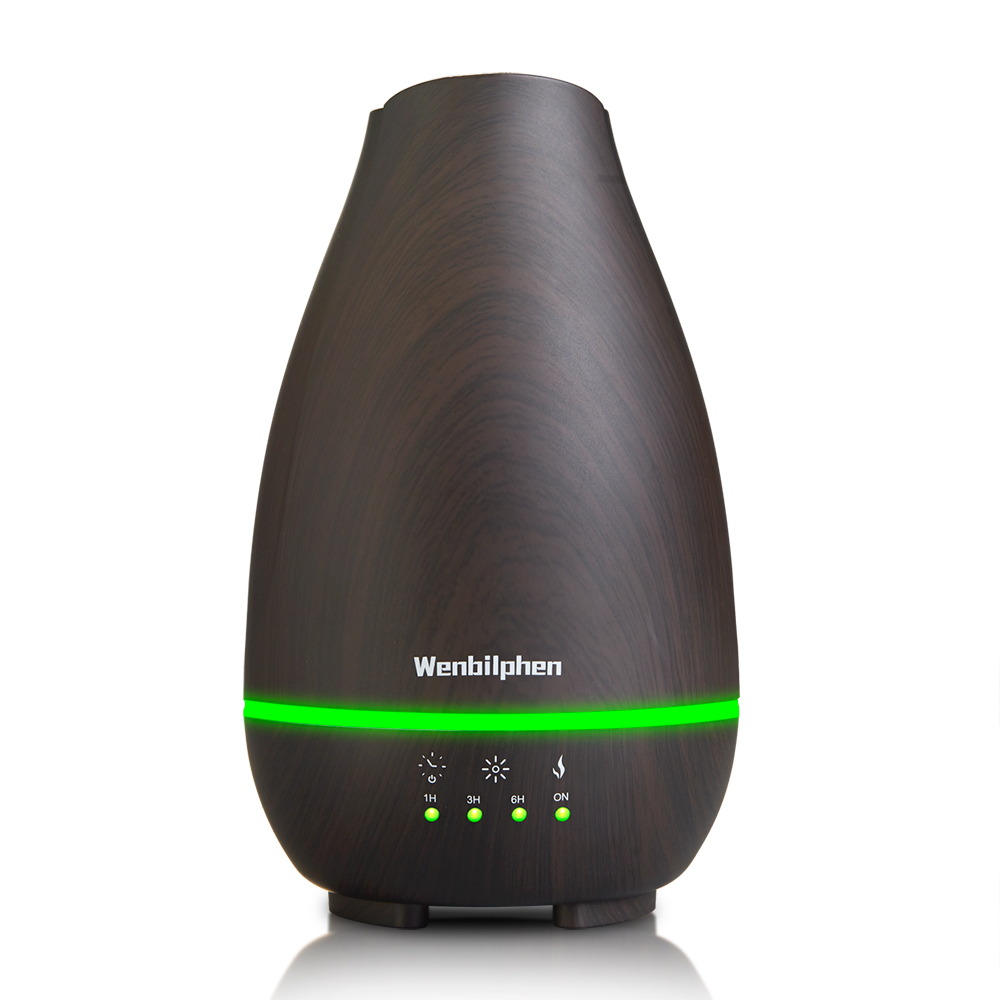 YM-04 500ml Air Humidifier Essential Oil Diffuser Aroma Lamp Aromatherapy Electric Aroma Diffuser Mist Maker Touch for Home