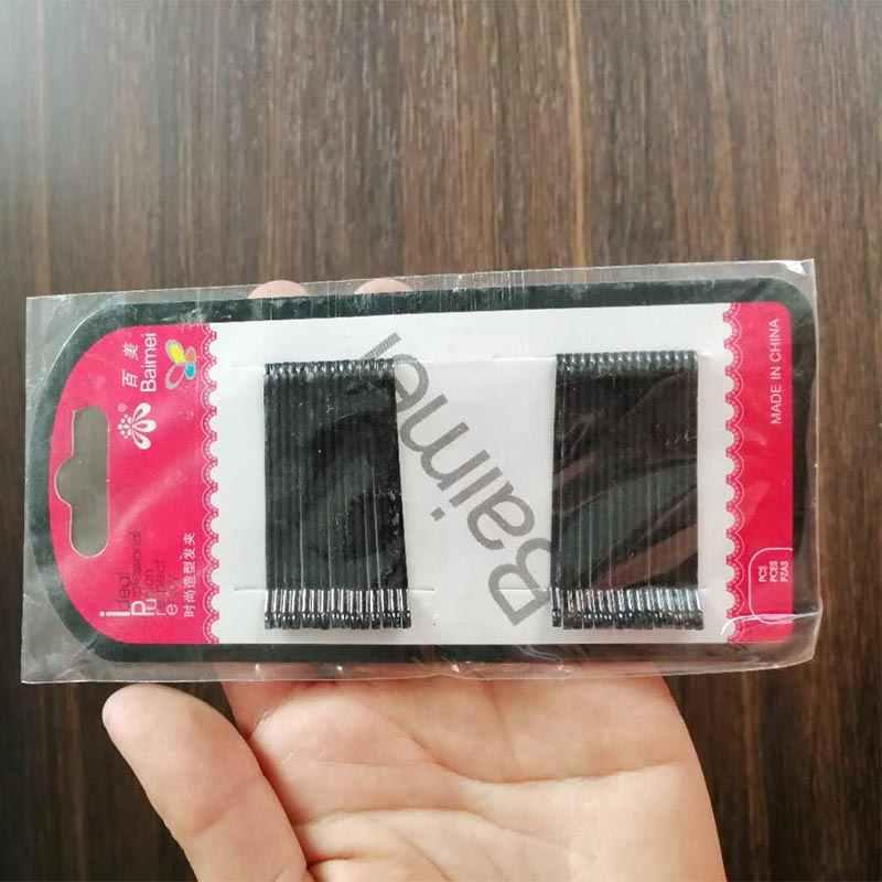 TB1034 30PCS/SET Korea Small Thin Hair Clip Hairpin for Women Girls Wedding Bride Hair Accessories Hair Jewelry Headwear