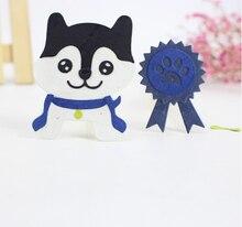 AZSG Alaskan Sled Dog Cutting Dies For DIY Scrapbooking Card Making Decorative Metal Die Cutter Decoration