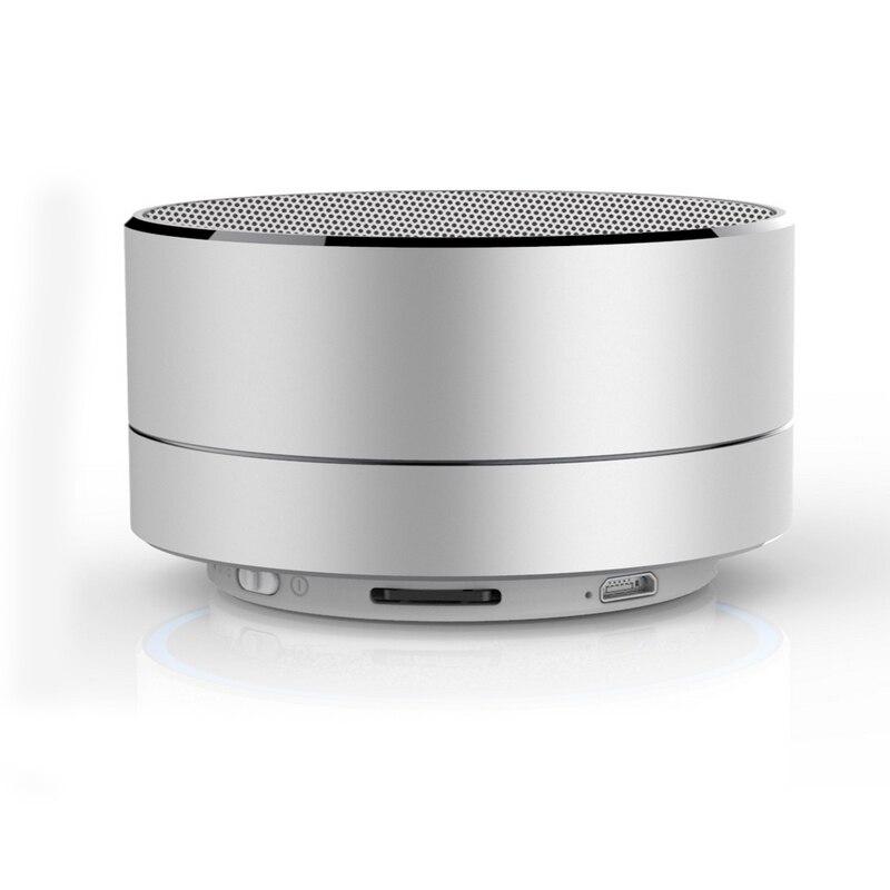 Ubit Metal Altavoz Bluetooth con micrófono Llamadas manos libres - Audio y video portátil - foto 4