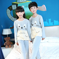 Children Clothes Autumn & Spring Pyjama Long Sleeve Pajamas For Girls Pijamas Kids Suit Set Boys Sleepwear Girls Pajamas Home