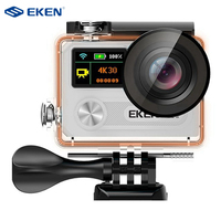 EKEN H8 H8R WiFi Sport Action Camera Cam DV 4K Ultra HD Dual Screen 170 Degree