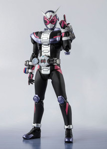 "Image 4 - 100% Original BANDAI SPIRITS Tamashii Nations S.H.Figuarts (SHF) Action Figure   Kamen Rider Zi O from ""Kamen Rider Zi O"""