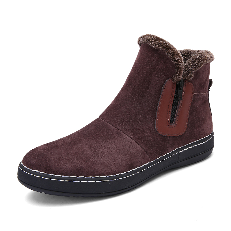 mens slip on snow boots page 1 - dr-martens