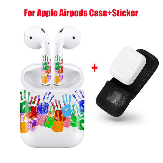 For Apple Airpods Air Pods Protective Case Cover Pouch