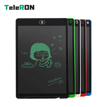 LCD Writing Tablet Digital 12 Inch Drawing Tablet Handwriting Pads Portable Electronic Tablet Board ultra-thin Board Kids Gift