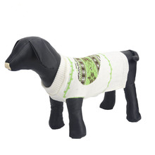 Pets are lovely dog clothes in warm clothes in the winter fur sweater durable dog clothes