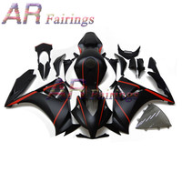 For Honda CBR1000RR 12 16 ABS Plastic Fairings Injection Molded Bodywork Painted CBR1000 RR 2012 2013 2014 2015 2016 Matte Black