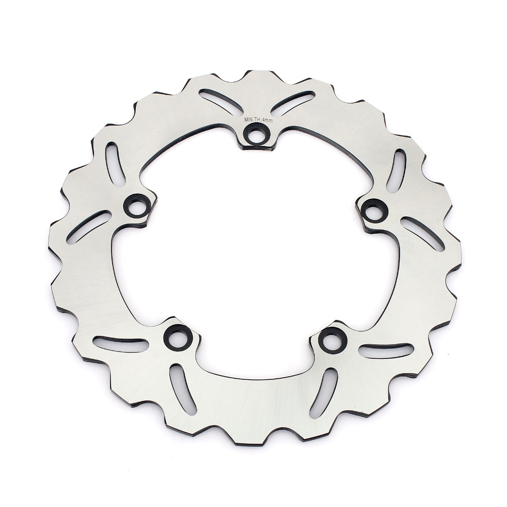 BIKINGBOY Rear Brake Disc Disk Rotor For Yamaha MT-07 2014 2015  ABS 2014-2017 MT-07 Motocage ABS 2014-17 XSR 700 ABS 2016-2017