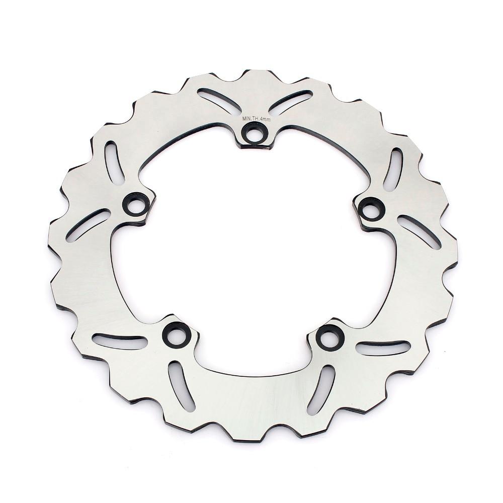 BIKINGBOY Rear Brake Disc Disk Rotor For Yamaha MT 07 2014 2015 ABS 2014 2017 MT
