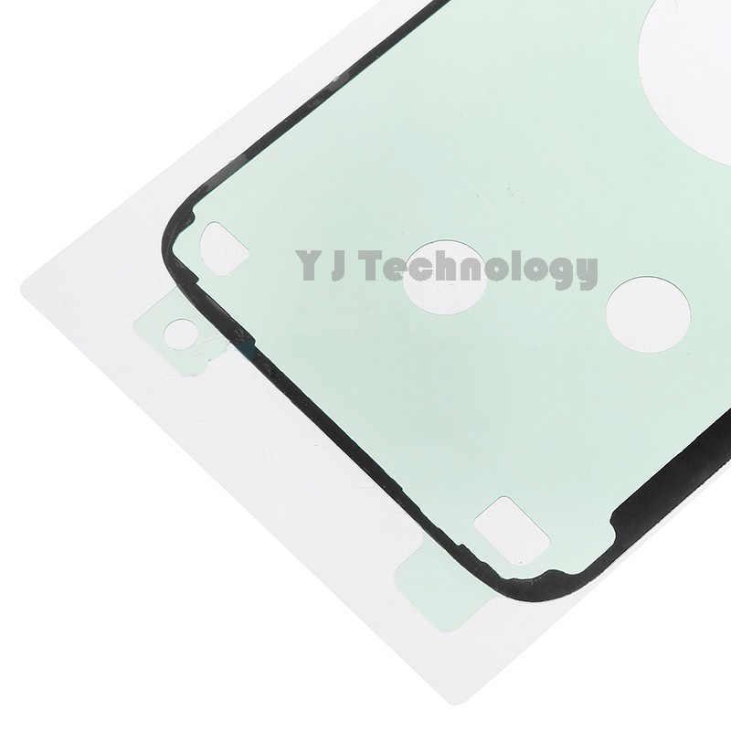 2 unids/lote OEM puerta de la batería cubierta adhesivo pegamento para Samsung Galaxy S7 borde G935 G935F G935A