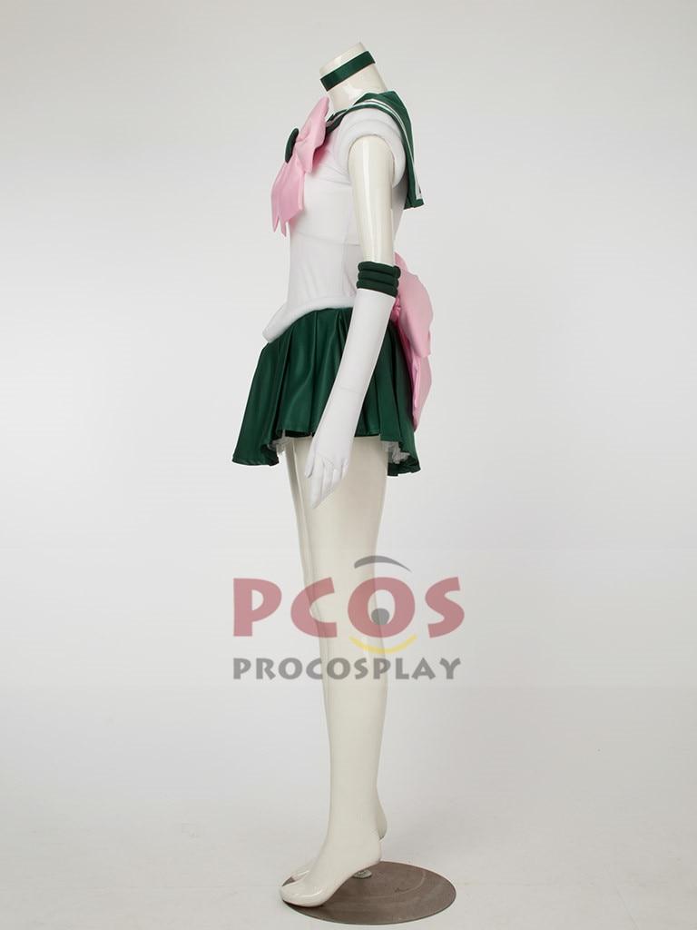 Mejor precio Set ~ Sailor Moon Sailor Jupiter Kino Makoto Cosplay - Disfraces - foto 2
